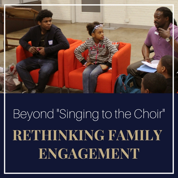 rethinking family engagement