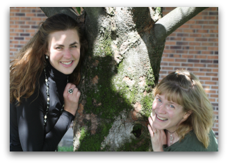Ann Saylor and Susan Ragsdale