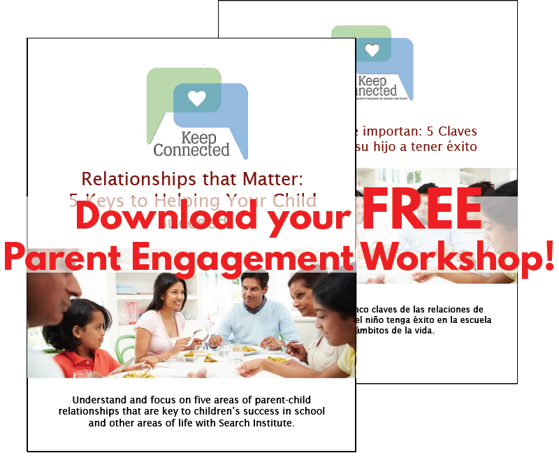 Free Parent Engagement Workshop, Transition to Middle School, Good parenting advice