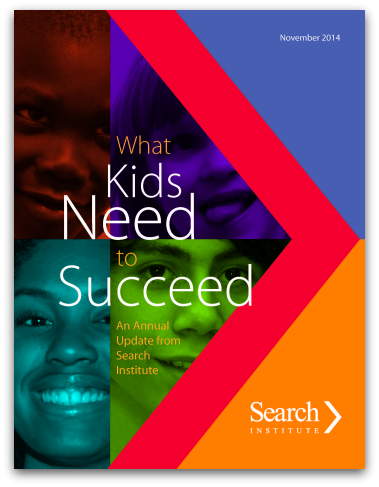 What Kids Need to Succeed: An Annual Update from Search Institute