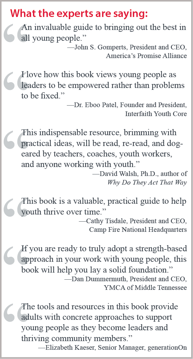 What the experts are saying about Groups, Troops, Clubs, and Classrooms