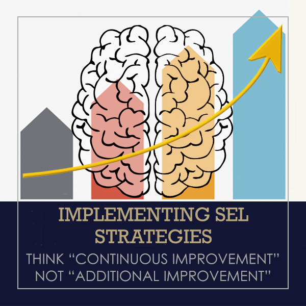 What Makes Sel Work >> Implementing Sel Strategies Series Post 2 Continuous Improvement