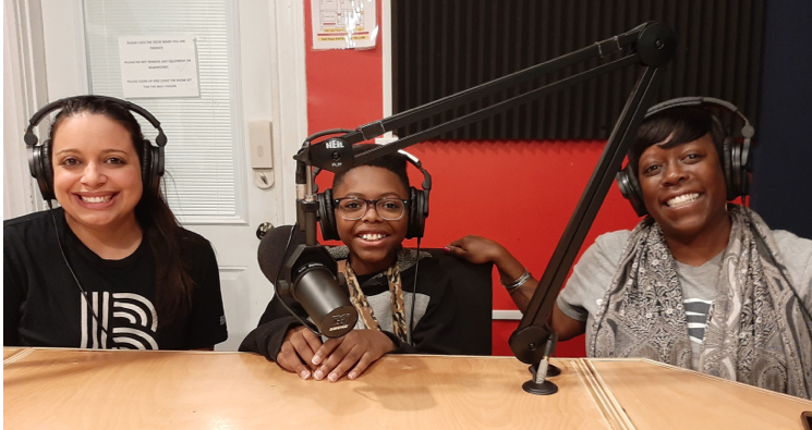 BBBS Keep Connected program radio interview