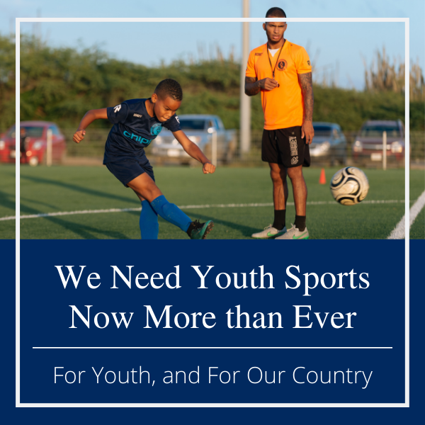 We need youth sports now more than ever